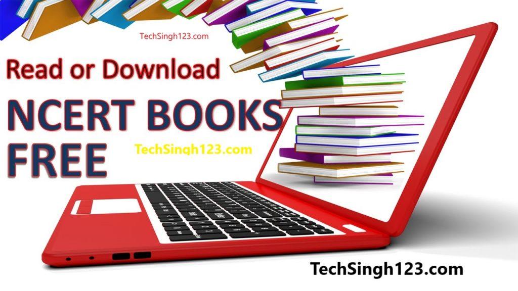 NCERT Books Free PDF in english