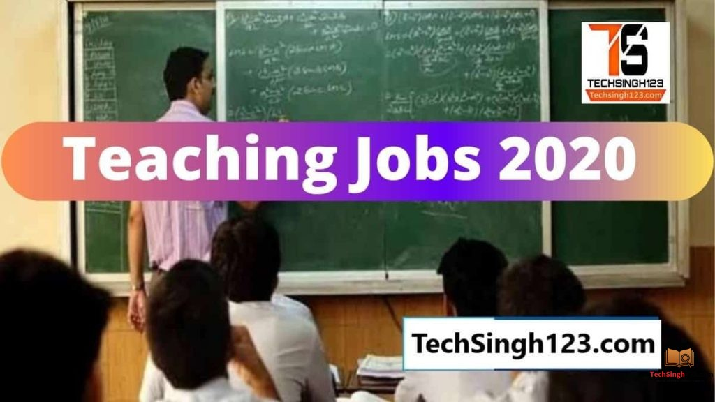 Government College Faculty Jobs 2020-2021 Daman and Diu Administration Recruitment