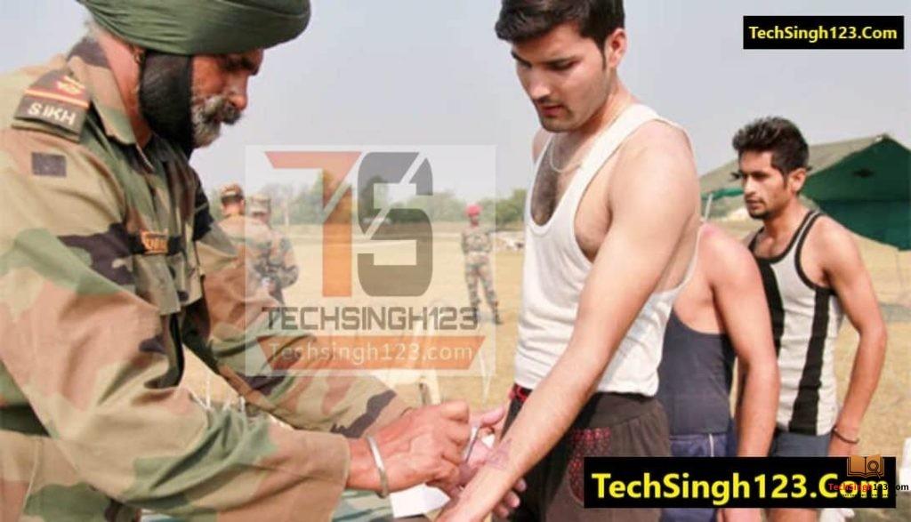 Indian Army Open Bharti 2020-2021 आर्मी ओपन रैली