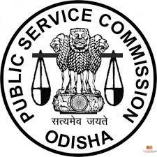 Odisha Public Service Commission ओडिशा लोक सेवा आयोग