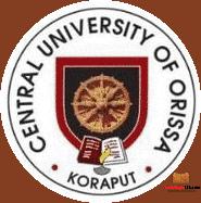Central University of Odisha Logo